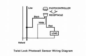 Photocell Sensor Wiring Diagram