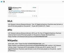 How Do You Cite A Tweet In APA Format Gleeson Gleanings Apa Format Citation Obfuscata Apa Format Citation Obfuscata APA Guide 1 2 Mikaelladominguez