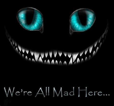 We're All Mad Here By Drakitaa On Deviantart