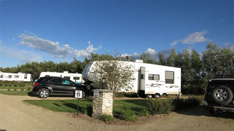 Public Boat Launch Gull Lake Alberta by Cgrounds And Rv Parks Lacombe Tourism