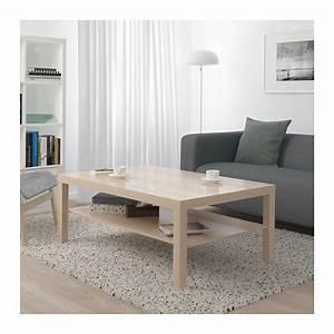 Table Basse Chene Blanchi : lack table basse effet ch ne blanchi ikea ~ Melissatoandfro.com Idées de Décoration