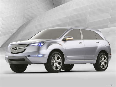 Pictures Of Car And Videos 2006 Acura Mdx Concept