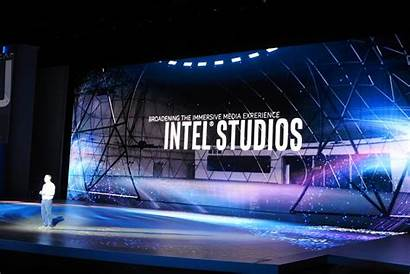 Intel Studios Gear Studio Autonomous Driving Bmw