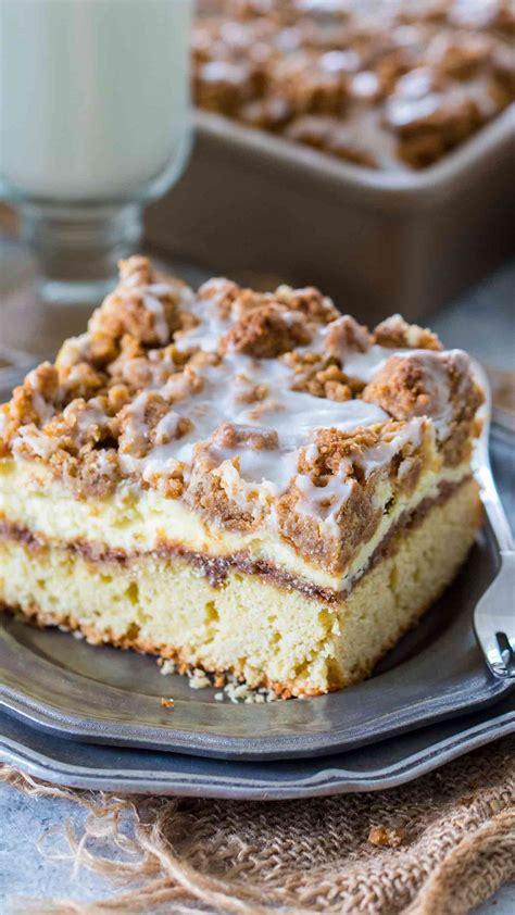 cinnamon coffee cake recipe