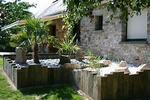 amenagement devant une longere campagne jardin With idee amenagement jardin devant maison 12 conseils pour amenager une terrasse contemporaine