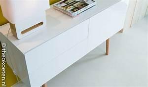 Tv Schrank Weiß Holz : design sideboard tv schrank aus holz eiche mdf gl nzend wei ~ Bigdaddyawards.com Haus und Dekorationen