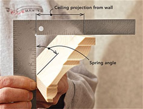 how to cut crown molding angles for kitchen cabinets the secret to coping crown molding homebuilding 9891