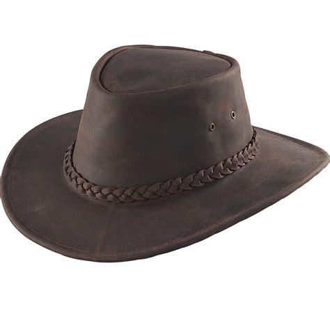 australian hat brown medium henschel    hats