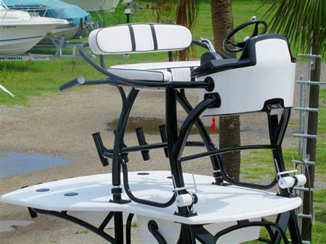 Boat Tower Hinges by Fold Tower My Boat The Hull Boating And