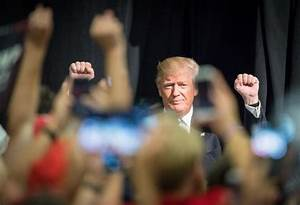 Before crowd of 1,200 in Council Bluffs, Trump touts his ...