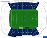 BC Place Stadium Seating Guide - RateYourSeats.com