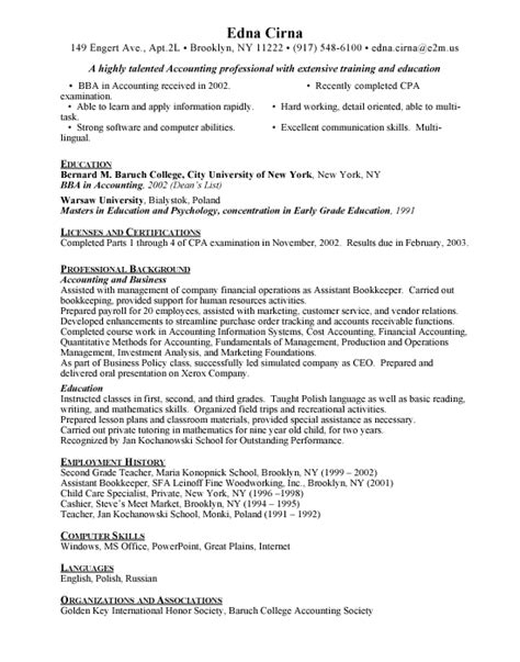 accountant resume beautiful scenery photography
