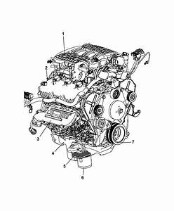 2007 Dodge Nitro Serpentine Belt Diagram