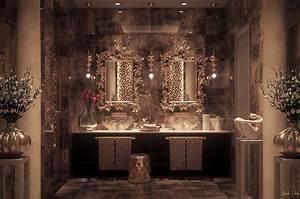 Ultra Luxury Bathroom Inspiration