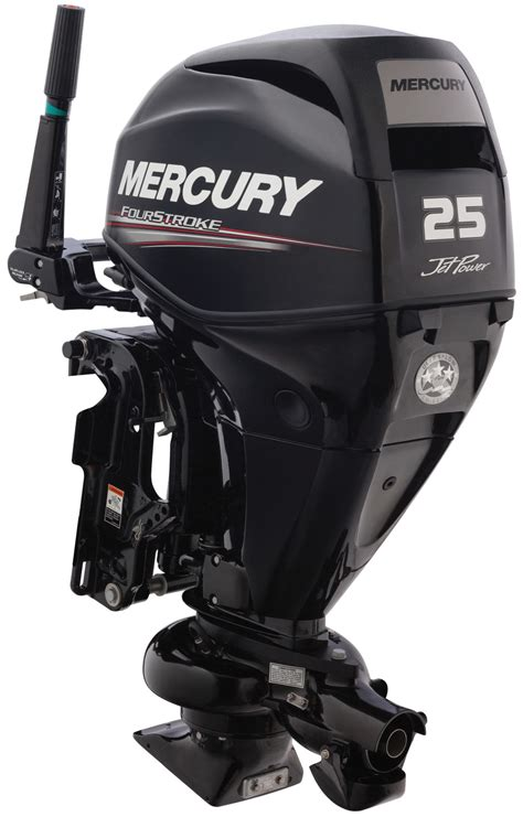 Motor Boat New by Mercury 25 Hp Jet 4 Stroke Bridgeview Marine