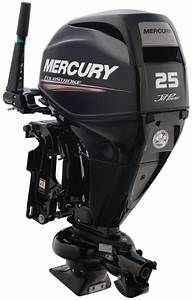 Mercury 25 Hp Jet 4