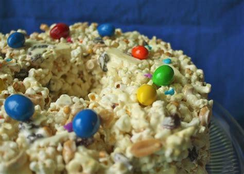 cake recipe popcorn cake recipe  gumdrops