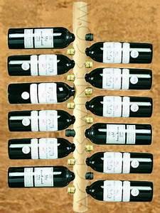 Porte Bouteille Mural : access wines pr sentoir mural porte bouteilles de vin ~ Melissatoandfro.com Idées de Décoration