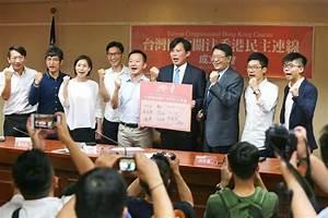 《TAIPEI TIMES》HK democracy caucus formed at Legislative ...