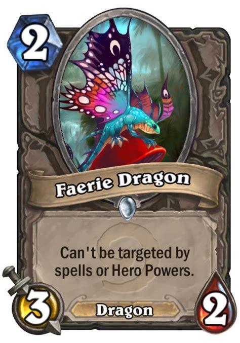 hearthstone beast deck 2014 faerie hearthstone card