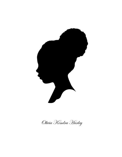 Black Woman Silhouette - ClipArt Best | Tattoo ...