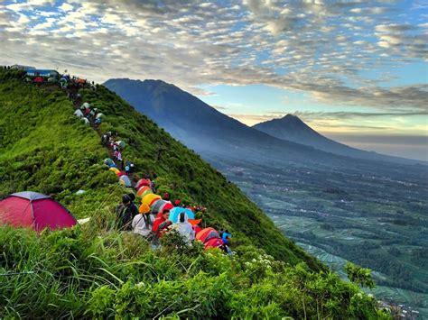 viral gambar pemandangan indah gunung pemandangan