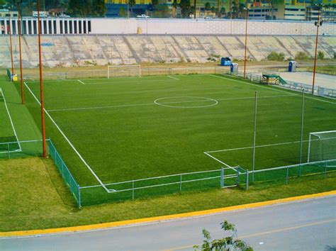medidas cancha de futbol  recreasport