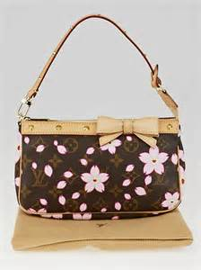 louis vuitton limited edition cherry blossom monogram
