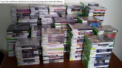 Los juegos para xbox 360 tienen algo para todos los miembros de la familia. Paquete De 2 Juegos De Xbox 360 Para Escoger , Envio Gratis - $ 649.00 en Mercado Libre