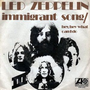 immigrant song cover led zeppelin immigrant song hey hey what can i do reviews