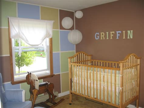 gorgeous nursery wall paint decor for a baby boy weedecor