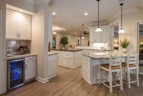 peninsula island kitchen kitchen island dining custom design semi custom cabinets