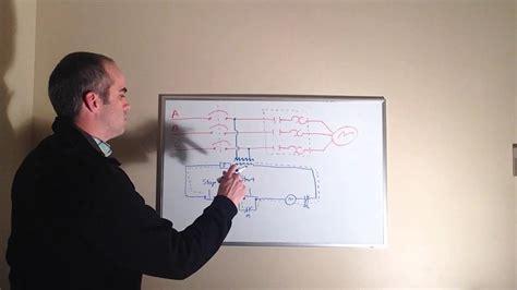 Motor Controls Basic Start Stop Circuit Youtube