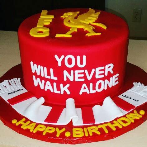 Liverpool Cake !!! Red ,yellow And White Cake Terrazas