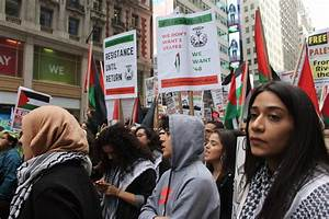 Call For A Palestine Liberation Movement And One