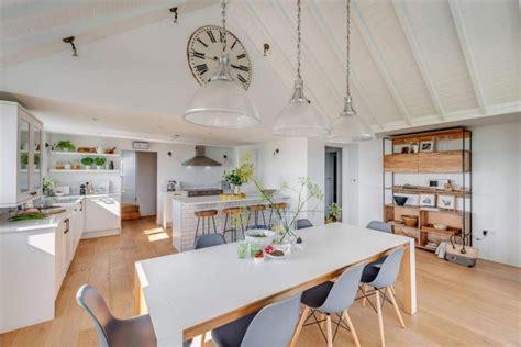 bungalow transformed   modern open plan home