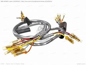 Wire Harness For Ct90 Trail K0 General Export