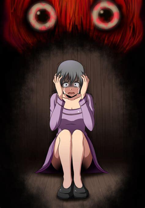 Anime Horor Mirip Another Paranoiac By Adricarra On Deviantart