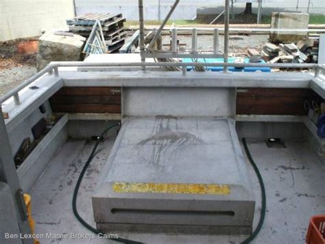 Used Pacific Aluminum Boats For Sale by 7 5m Pacific Alloy Commercial Vessel Boats For