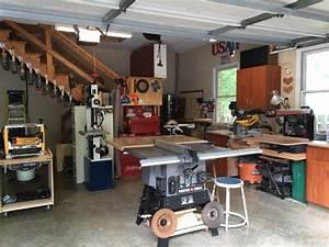 SC Garage Woodshop - The Wood Whisperer