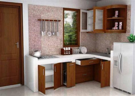desain dapur sedehana  kitchen set sakti desain