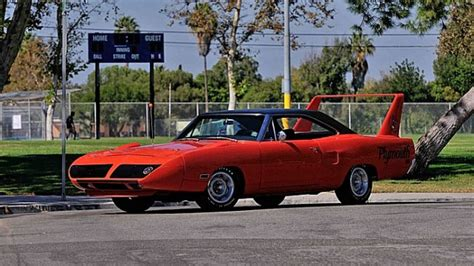 1970 Plymouth Superbird 440 Six Pack, 4speed  Muscle Car