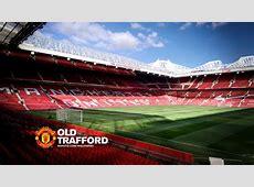 Manchester United FC Field Desktop Background HD