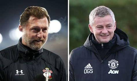 What channel is Southampton vs Man Utd on? TV, live stream ...
