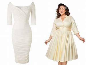 not so formal wedding dresses kelly augustine With pin up wedding dresses plus size