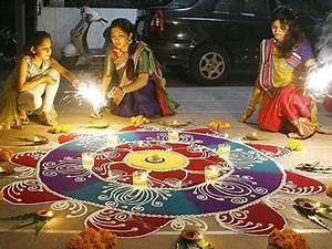 Diwali celebrations around India
