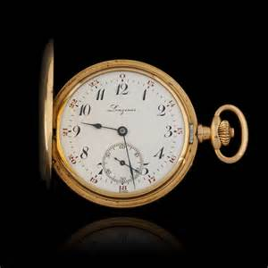 longines montre de gousset en or jaune 2011090208 expertissim
