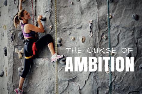 The Curse of Ambition - Hugh Culver