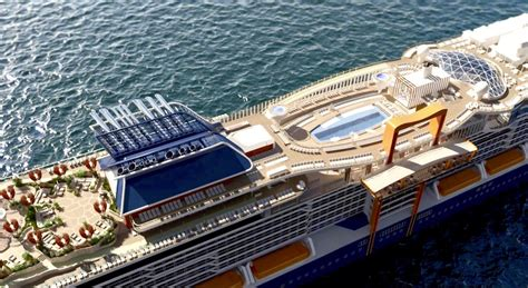 Royal Caribbean Jettisons Balconies And Adopts Rfid