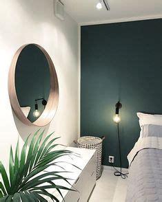 26 Awesome Green Bedroom Ideas  Sovrum, Design Och Inredning